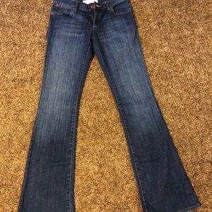 Paper denim & cloth Low rise jeans